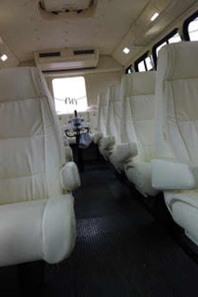 Luxe bus